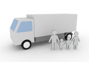 訪問見積もり無しでは引越しに必要なトラックの大きさをユーザーで決める必要がある